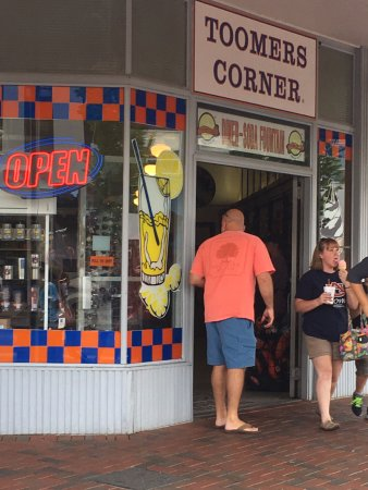 Toomer's Corner: Toomers Corner - Best Lemonade Ever and Nice Gifts