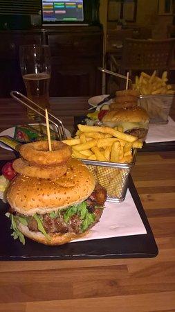 Great beef burgers