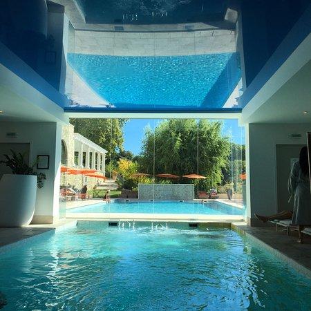The Spa Picture Of Le Couvent Des Minimes Hotel Spa L Occitane