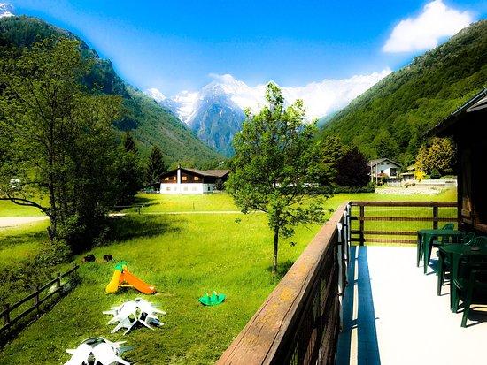 Groscavallo, Itália: Luogo accogliente e familiare. Ambiente curato, in cui le padrone di casa accolgono sempre sorri