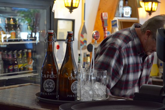 Miramichi, Canadá: Bottles are now for sale!