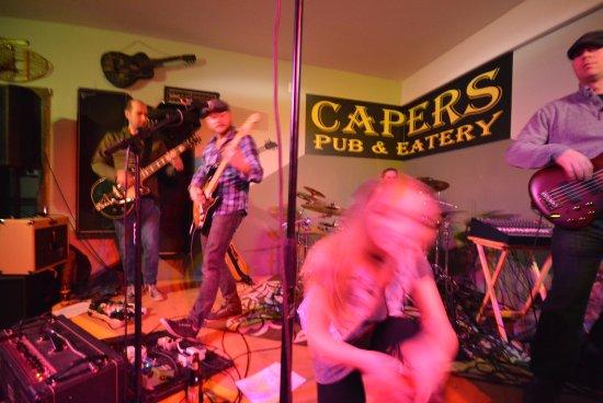 Miramichi, Canadá: Band Night