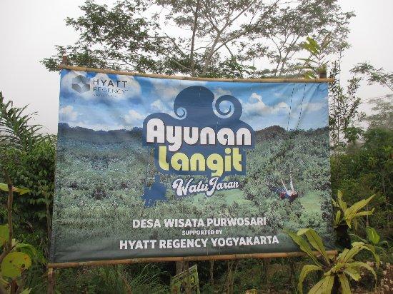 Kulon Progo, Indonezja: Ayunan Langit