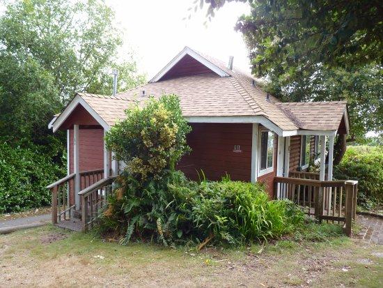 View Crest Lodge: Le chalet comprend 2 logements