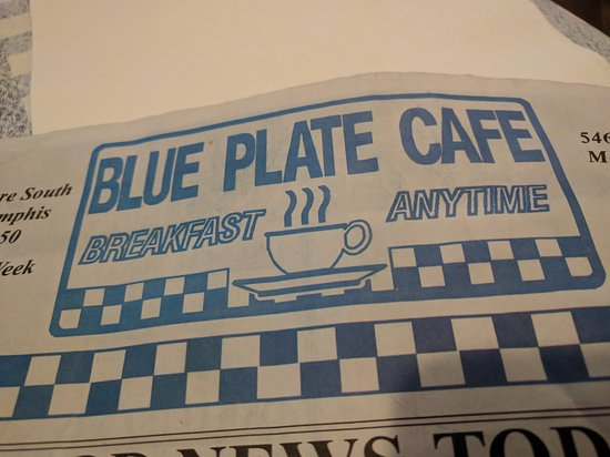 Blue Plate Cafe Downtown: IMG_20170926_101440_large.jpg