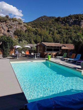 Omessa, Francia: La piscine