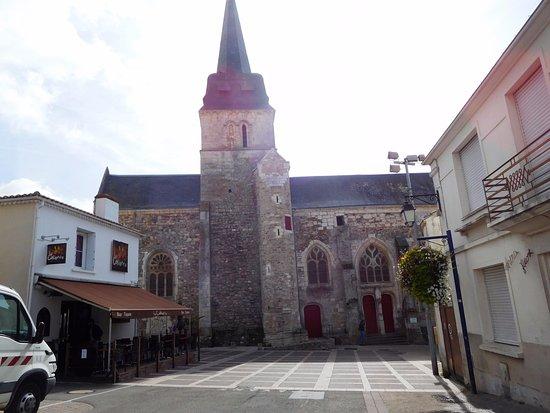 Église Saint Gilles