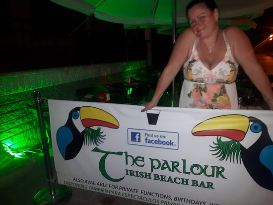 The Parlour Irish Beach Bar