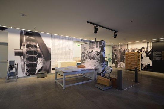 Pyrgi, Grèce : mastic museum