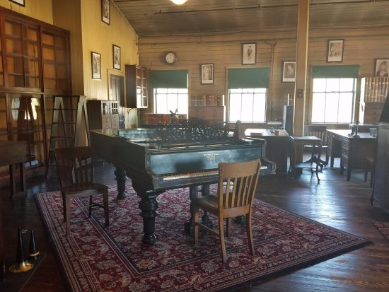 Thomas Edison National Historical Park: Music Room