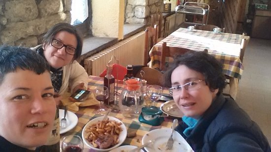 Palazzuolo Sul Senio, Italia: Io, Alessandra e Giovanna