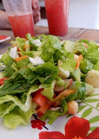 Qubano Restaurant: Vivian's Salad