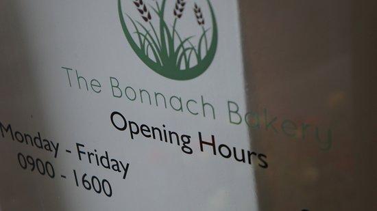 Auchtermuchty, UK: The Bonnach Bakery
