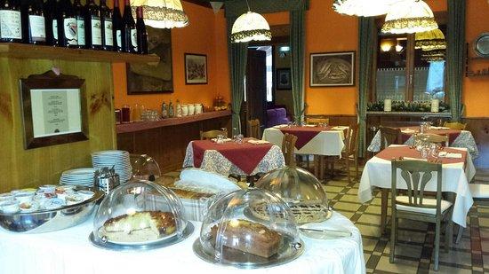 Valpelline, Italia: Hostellerie Le Lievre Amoureux