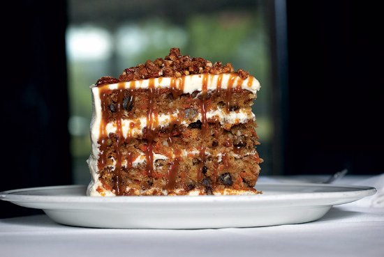 Truluck's Seafood, Steak and Crab House: Carrot Cake