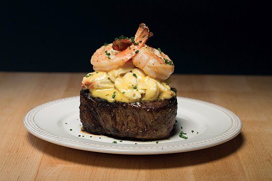 Truluck's Seafood, Steak and Crab House: Chef's Filet
