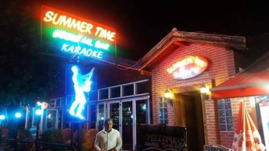 ‪Summer Time Cocktail Bar & Karaoke‬