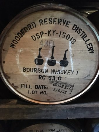 Versailles, KY: This barrel is new.