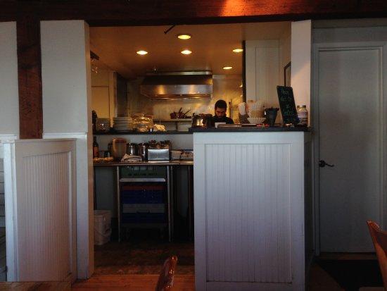 Coupeville, WA: Kitchen