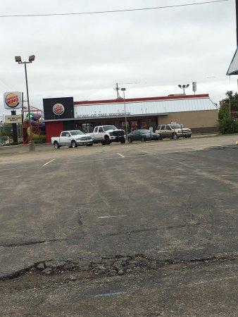Abilene, KS: Burger King