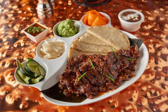 Latin Soul Restaurant: Korean Style Beef Short Ribs Costillitas Koreanas