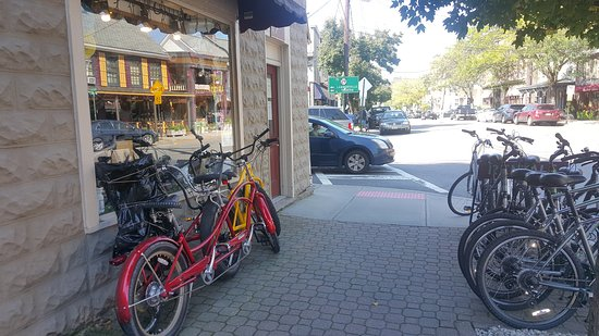 Frenchtown, NJ: Cycle Corner