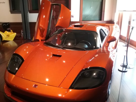 2005 Saleen S7 Twin Turbo Picture Of Audrain Automobile Museum
