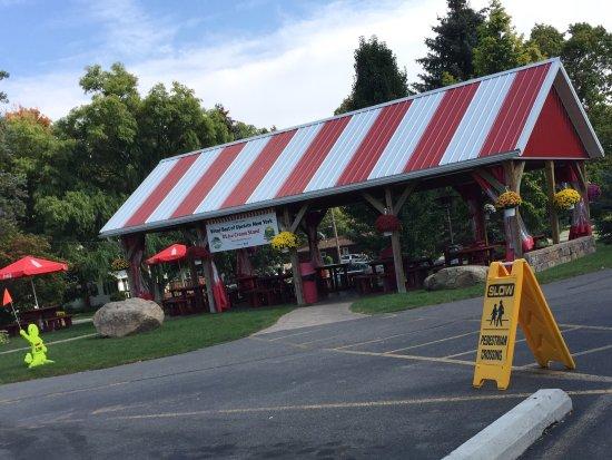 Penn Yan, NY: Seneca Farms Ice Cream