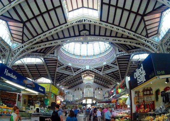 ‪Central Market of Valencia‬