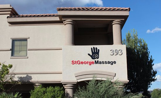 ‪St George Massage‬