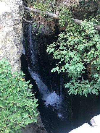 Plakias, Griechenland: Wasserfälle