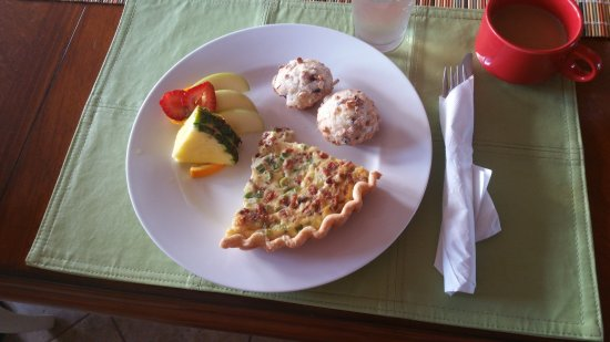 Cape San Blas Inn: Breakfast on Sept 24, 2017