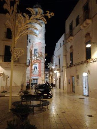 Noci, Italy: Torre dell'Orologio