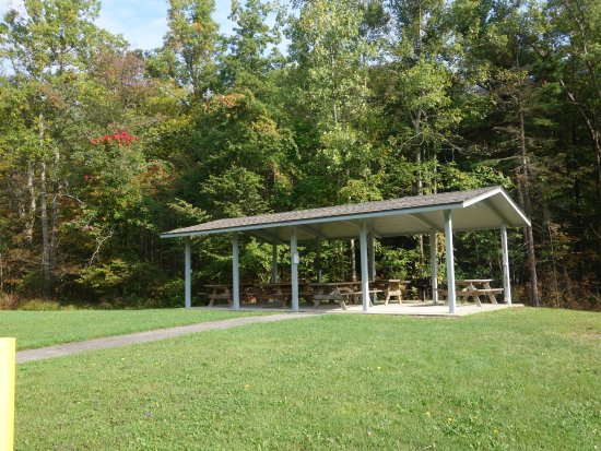 Chesterland, โอไฮโอ: Picnic Pavilion