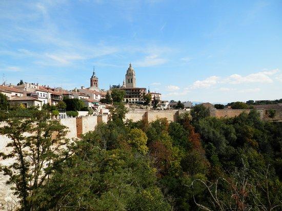 La Muralla de Segovia