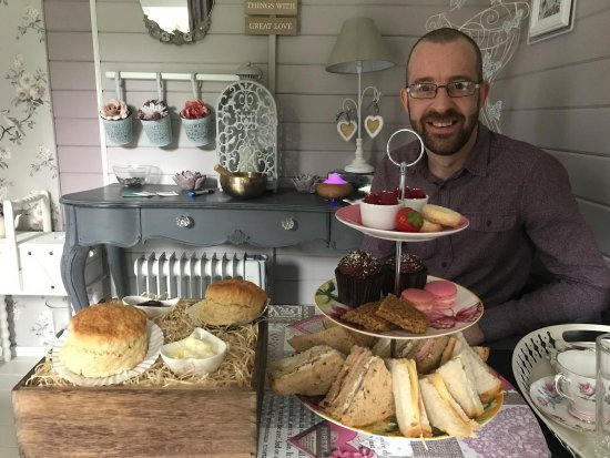 Ossett, UK: Afternoon Tea