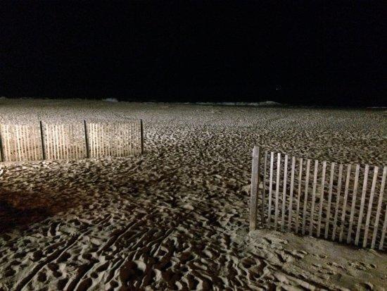 Point Pleasant Beach: evening