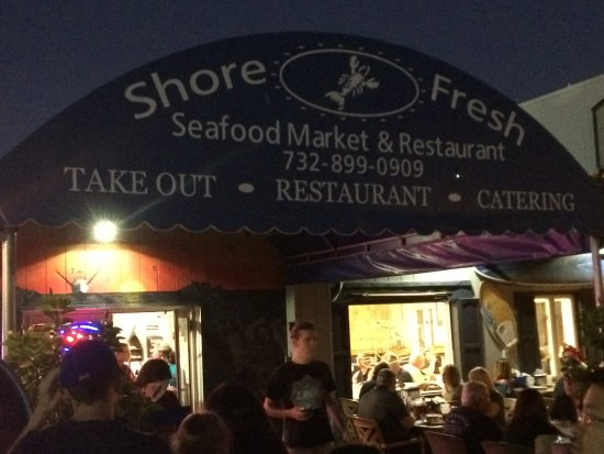 Shore Fresh Seafood Market & Restaurant: front entrance