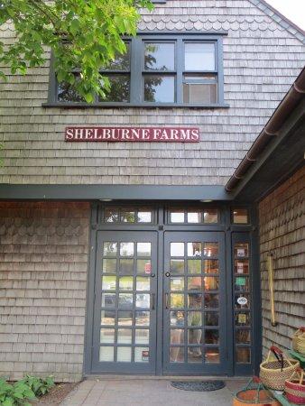 Shelburne Farms : Boutique à l'accueil