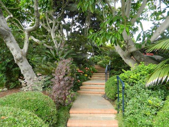 Entrance To The Meditation Gardens Self Realization Fellowship Hermitage Meditation Gardens