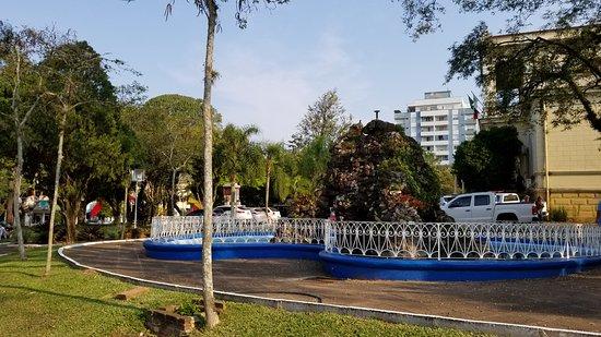 Santa Cruz do Sul, RS: Praça da Bandeira