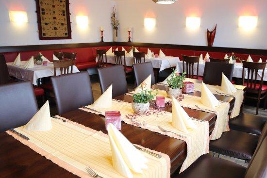 Munderfing, Австрия: Nichtraucherrestaurant