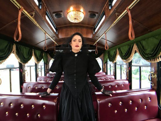 ‪Madame Morbid's Trolley Tours‬