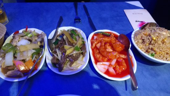 Thai Restaurant Newquay Cornwall