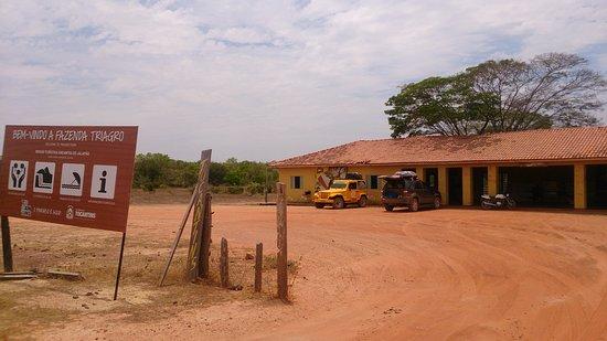 Mateiros, TO: Fazenda de Pablo Escobar no caminho