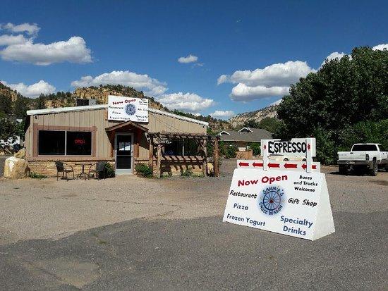 Orderville, Юта: Etape bienvenue sur la Hwy 89