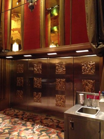 Radio City Music Hall Stage Door Tour : photo2.jpg