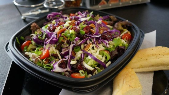 Donati's Pizza: Vernon Hills Chopped Salad