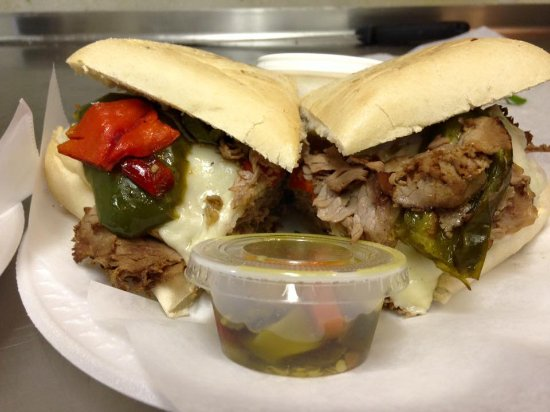 Lake Forest, IL: Italian Beef Grinder