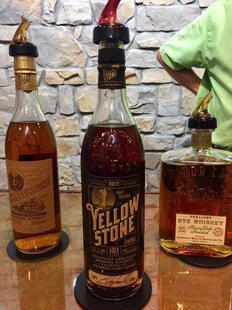 Lebanon, KY: Tasting some great Bourbon